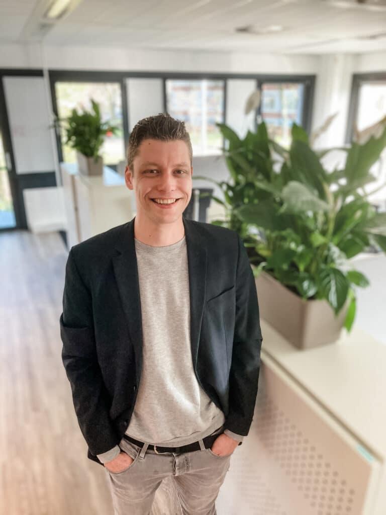 Arjan van der Veen medewerkers ICT van Quality contacts