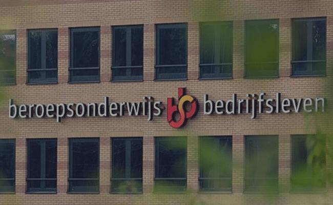 SBB Outbound support voorkant gebouw door quality contacts