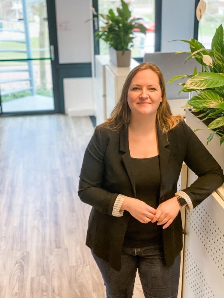 Judith Schenkel Trainer van quality contacts