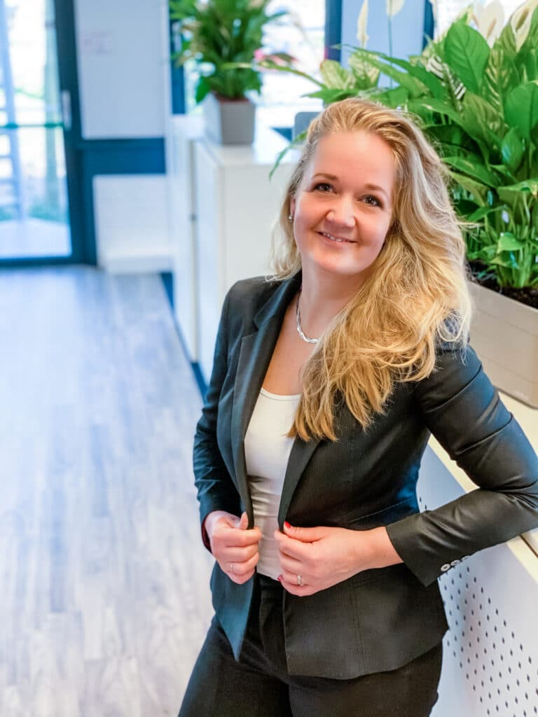 Kim Vermue Sales manager van Quality contacts