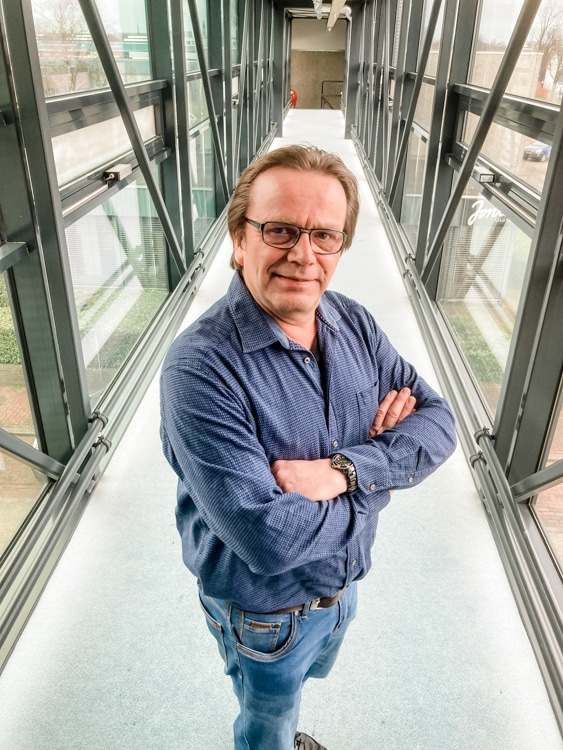 Maarten Plaatsman van Quality Contacts