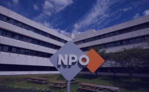 NPO Klantenservice die quality contacts overneemt, ook de webcare. Dit is het gebouw van NPO