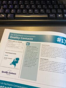qc in de customer first