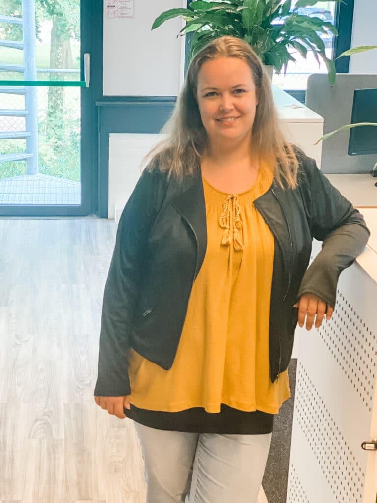 Lisa Meijer van quality contacts