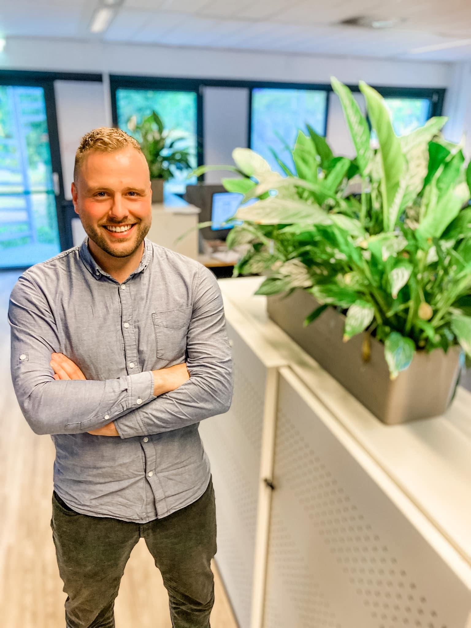 Maarten goosink van Quality contacts