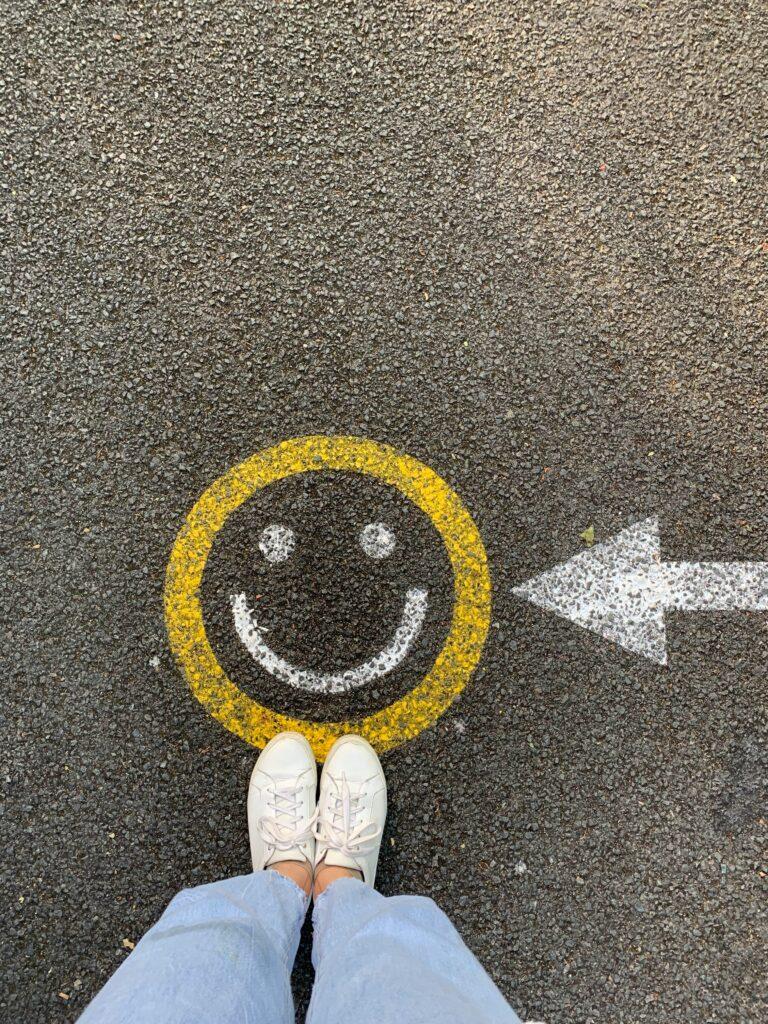 Happy customers, happy smiles